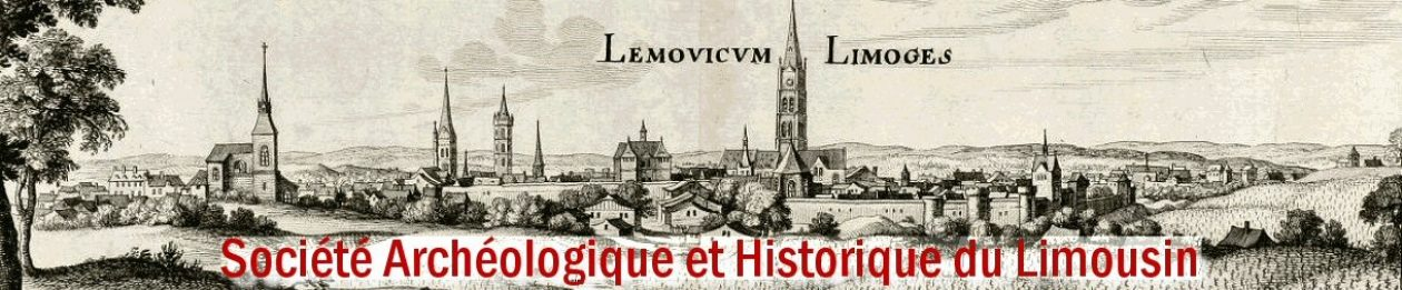 Société archéologique et historique du Limousin