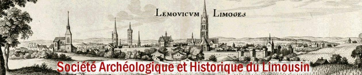 Société archéologique et historique du Limousin